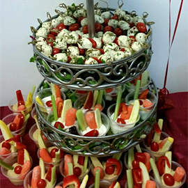 Catering for the American Heart Association in Whippany, NJ