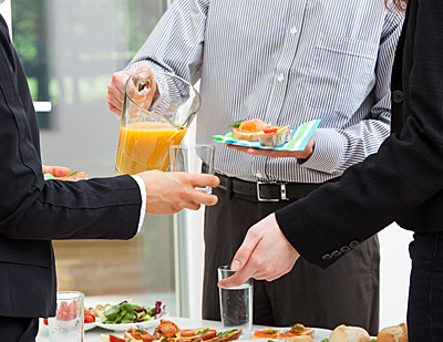 Corporate Catering in New Jersey is what Simply Lisa's of Parsippany, New Jersey specializes in